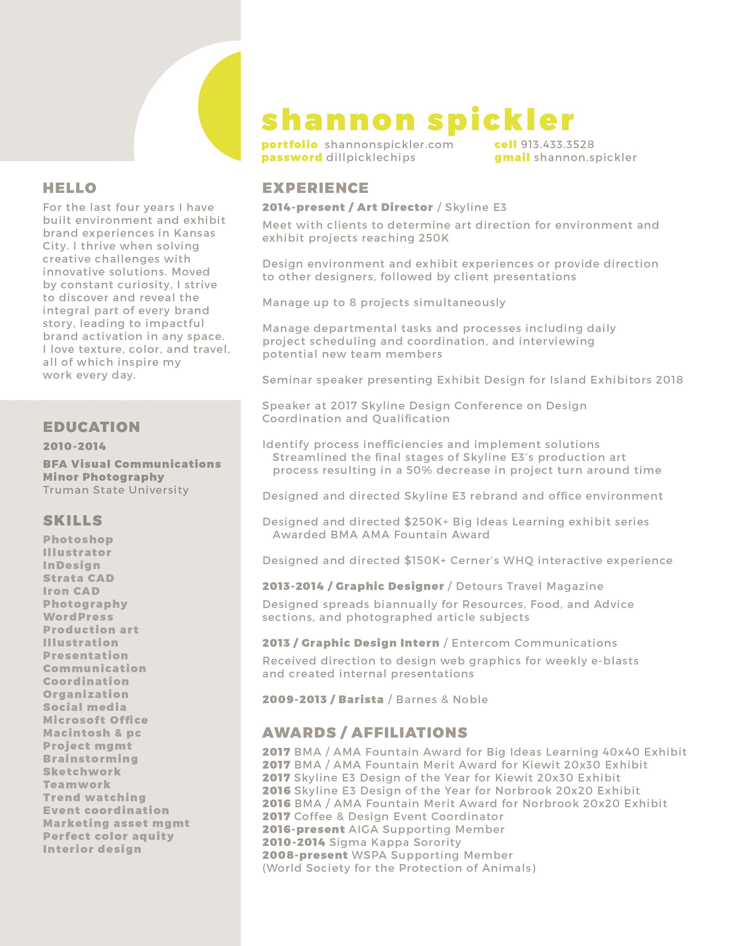 spickler-resume
